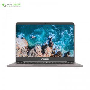 لپ تاپ 14 اینچی ایسوس مدل ZenBook UX410UF- ZR - 0
