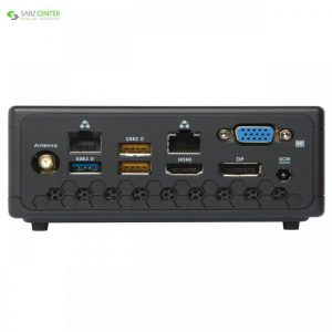 کامپیوتر کوچک زوتک مدل ZBOX CI327NANO BE-B ZOTAC ZBOX CI327NANO BE-B MINI PC - 0