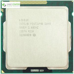 پردازنده مرکزی اینتل سری Sandy Bridge مدل G640 - 0
