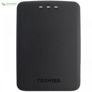 هارددیسک اکسترنال توشیبا مدل CANVIO AEROCAST ظرفیت 1 ترابایت Toshiba CANVIO AEROCAST External Hard Drive - 1TB - 0