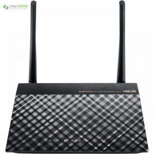 مودم روتر بی سیم VDSL/ADSL ایسوس مدل DSL-N16 ASUS DSL-N16 Wireless VDSL/ADSL Modem Router - 0