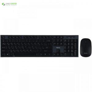کیبورد و ماوس بی سیم تسکو مدل TKM 7020W TSCO TKM 7020W Wireless Keyboard and Mouse - 0