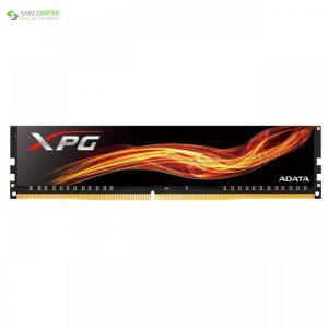 رم دسکتاپ DDR4 3000 مگاهرتز ای دیتا مدل Flame F1 ظرفیت 8 گیگابایت Adata Flame F1 DDR4 3000MHz DIMM RAM - 8GB - 0
