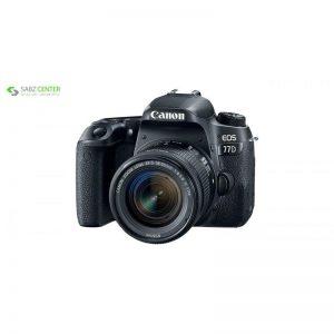 دوربین دیجیتال کاننEOS 77Dهمراه لنز18-55