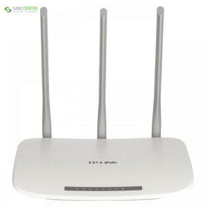 روتر بی سیم 300Mbps تی پی-لینک مدل TL-WR845N TP-Link TL-WR845N Wireless 300Mbps Router - 0