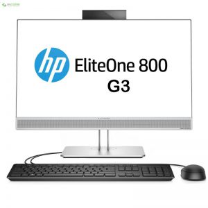 کامپیوتر همه کاره 24 اینچی اچ پی مدل EliteOne 800 G3 - C HP EliteOne 800 G3 - C 24 inch All-in-One PC - 0