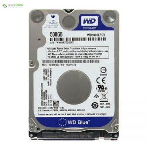 هارددیسک اینترنال وسترن دیجیتال مدل Blue WD5000LPCX ظرفیت 500 گیگابایت - 0