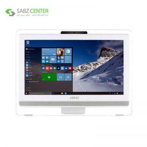 کامپیوتر همه کاره 19.5 اینچی ام اس آی مدل AE203 - K MSI AE203 - K - 19.5 inch All-in-One PC - 0
