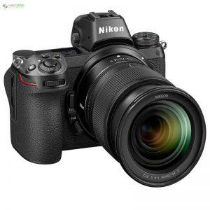 دوربین دیجیتال بدون آینه نیکون مدل Z6 به همراه لنز 24-70 میلی متر f/4 S - 0