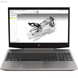 لپ تاپ 15 اینچی اچ پی مدل ZBook 15v G5 Mobile Workstation - D HP ZBook 15v G5 Mobile Workstation - D - 15 Inch Laptop - 0