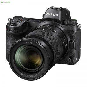 دوربین دیجیتال بدون آینه نیکون مدل Z7 به همراه لنز 24-70 میلی متر f/4 S - 0