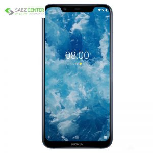 گوشی موبایل نوکیا مدل 8.1 دو سیم کارت ظرفیت 64 گیگابایت Nokia 8.1 Dual SIM 64GB Mobile Phone - 0