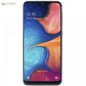 گوشی موبایل سامسونگ مدل Galaxy A20 SM-A205F/DS دو سیم کارت ظرفیت 32گیگابایت Samsung Galaxy A20 SM-A205F/DS Dual SIM 32GB Mobile Phone - 0