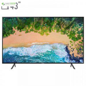 تلویزیون ال ای دی هوشمند سامسونگ مدل 43NU7100 سایز 43 اینچ - 0