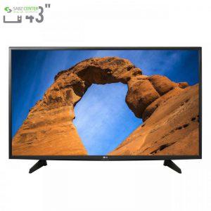تلویزیون ال ای دی ال جی مدل 43LK5100 سایز 43 اینچ - 0
