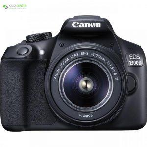 دوربین دیجیتال کانن مدل EOS 1300D به همراه لنز 18-55 میلی متر DC III Canon EOS 1300D 18-55mm DC III Digital Camera - 0