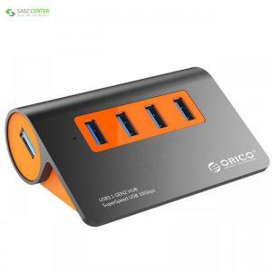 هاب 4 پورت USB3.1 Gen2 اوریکو مدل M3H4-G2 - 0