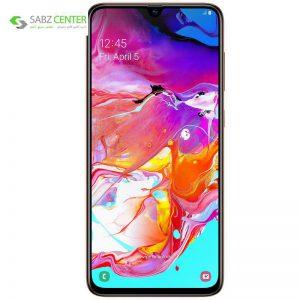 گوشی موبایل سامسونگ مدل Galaxy A70 SM-A705FN/DS دو سیمکارت ظرفیت 128 گیگابایت Samsung Galaxy A70 SM-A705FN/DS Dual Sim 128GB Mobile Phone - 0