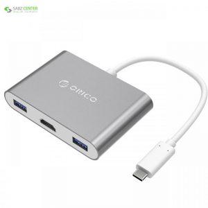 مبدل USB-C به USB/USB-C/HDMI اوریکو مدل RCH3A Orico RCH3A USB-C To USB/USB-C/HDMI Adapter - 0