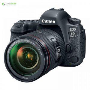دوربین دیجیتال کانن مدل EOS 6D Mark II به همراه لنز 24-105 میلی متر F4 L IS II Canon EOS 6D Mark II Digital Camera With 24-105 F4 L IS II Lens - 0