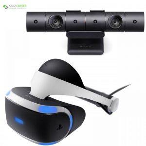 عینک واقعیت مجازی سونی مدل PlayStation VR به همراه دوربین Sony PlayStation VR With Camera - 0