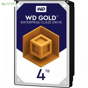 هارددیسک اینترنال وسترن دیجیتال مدل WD4002FYYZ ظرفیت 4 ترابایت Western Digital Gold WD4002FYYZ Internal Hard Drive 4TB - 0