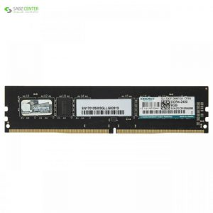 رم دسکتاپ DDR4 تک کاناله 2400 مگاهرتز کینگ مکس ظرفیت 8 گیگابایت Kingmax DDR4 2400MHz Singlel Channel Desktop RAM - 8GB - 0