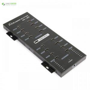 اسپلیتر 1 به 16 HDMI لنکنگ مدل LKV316A Lenkeng LKV316A 1 x 16 HDMI Splitter - 0