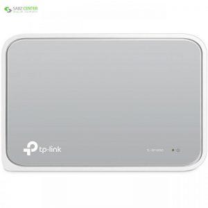 سوییچ 5 پورت تی پی-لینک مدل TL-SF1005D Ver 13.0 TP-LINK TL-SF1005D Ver 13.0 5-Port Switch - 0
