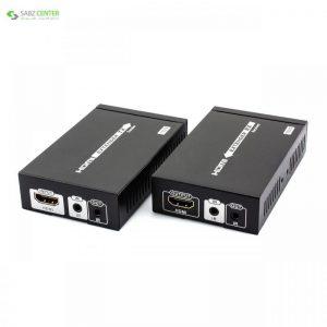 توسعه دهنده تصویر HDMI لنکنگ مدل LKV375-100 Lenkeng LKV375-100 HDMI Extender - 0