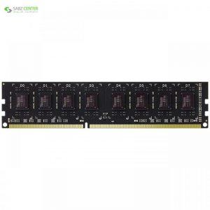 رم دسکتاپ DDR3 تک کاناله 1600 مگاهرتز CL11 تیم گروپ مدل Elite ظرفیت 4 گیگابایت Team Group Elite DDR3 1600MHz CL11 Single Channel Desktop RAM - 4GB - 0