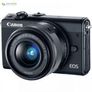 دوربین دیجیتال بدون آینه کانن مدل EOS M100 به همراه لنز 15-45 میلی متر Canon EOS M100 Mirrorless Digital Camera With 15-45mm Lens - 0