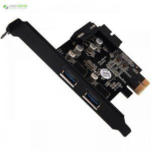 هاب USB3.0 PCI-E اوریکو مدل PME-4UI Orico PME-4UI USB3.0 PCI-E Hub - 0