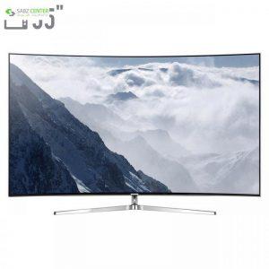 تلویزیون ال ای دی هوشمند خمیده سامسونگ مدل 55MS9995 سایز 55 اینچ Samsung 55MS9995 Curved Smart LED TV 55 Inch - 0