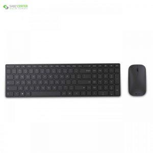 کیبورد و ماوس بی سیم مایکروسافت مدل Designer Bluetooth Desktop Microsoft Designer Bluetooth Wireless Desktop Keyboard and Mouse - 0