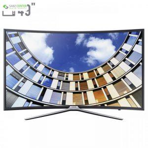 تلویزیون ال ای دی هوشمند خمیده سامسونگ مدل 49M6975 سایز 49 اینچ Samsung 49M6975 Curved Smart LED TV 49 Inch - 0