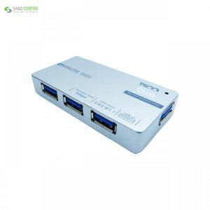 هاب USB 3.0 چهار پورت تسکو مدل THU 1110 TSCO THU 1110 4 Port USB 3.0 Hub - 0