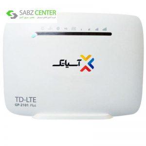 مودم TD-LTE آسیاتک مدل GP-2101 plus به همراه 9 گیگابایت اینترنت 3 ماهه - 0