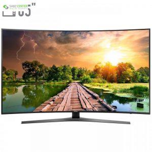 تلویزیون ال ای دی هوشمند خمیده سامسونگ مدل 65NU7950 سایز 65 اینچ Samsung 65NU7950 Curved Smart LED TV 65 Inch - 0