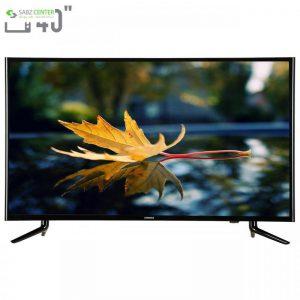 تلویزیون ال ای دی سامسونگ مدل 40N5880 سایز 40 اینچ Samsung 40N5880 LED TV 40 Inch - 0
