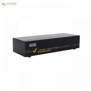 اسپلیتر VGA چهار پورت کی نت پلاس مدل KPS654 Knet plus KPS654 VGA Splitter 4port - 0