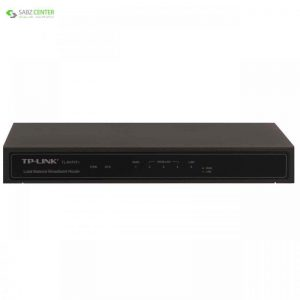 روتر و متعادل کننده پهنای باند تی پی-لینک مدل TL-R470T Plus TP-LINK TL-R470T Plus Load Balance Broadband Router - 0