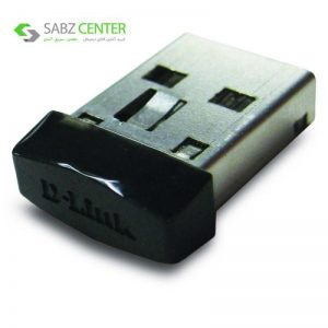 کارت شبکه USB و بی‌سیم دی-لینک DWA-121 D-Link DWA-121 Wireless N150 Pico USB Adapter - 0