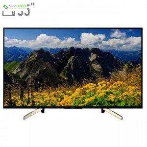تلویزیون ال ای دی هوشمند سونی مدل KD-55X7500F سایز 55 اینچ Sony KD-55X7500F Smart LED TV 55 Inch - 0