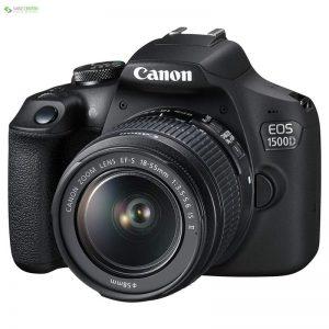 دوربین دیجیتال کانن مدل EOS 1500D به همراه لنز 18-55 میلی متر IS II Canon EOS 1500D Digital Camera with 18-55mm IS II Lens - 0