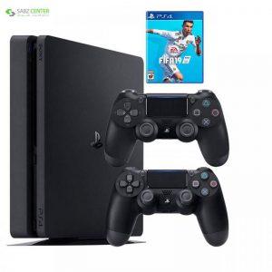 کنسول بازی سونی مدل Playstation 4 Slim کد Region 2 CUH-2216A - ظرفیت 500 گیگابایت - 0