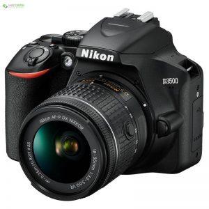 دوربین دیجیتال نیکون مدل D3500 به همراه لنز 18-55 میلی متر VR AF-P Nikon D3500 Digital Camera With 18-55mm VR AF-P Lens - 0