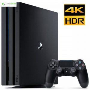 کنسول بازی سونی مدل Playstation 4 Pro ریجن 2 کد CUH-7216B ظرفیت 1 ترابایت - 0