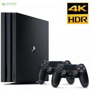 کنسول بازی سونی مدل Playstation 4 Pro 2018 کد CUH-7216B Region 2 ظرفیت 1 ترابایت - 0