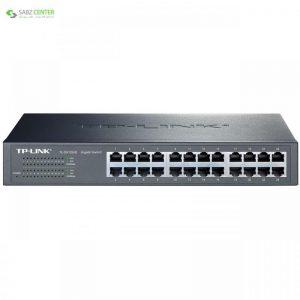 سوییچ 24 پورت تی پی لینک مدل TL-SG1024D V5 TP-Link TL-SG1024D V5 24Port Switch - 0